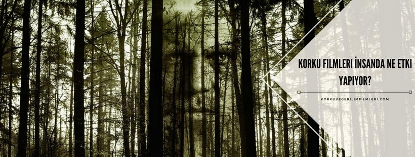 korku filmleri insanda ne etki yapıyor